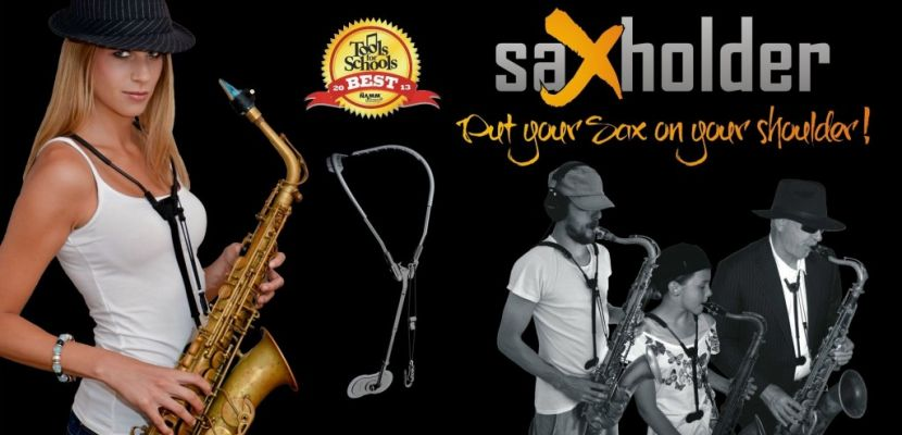 Saxholder from Jazzlab