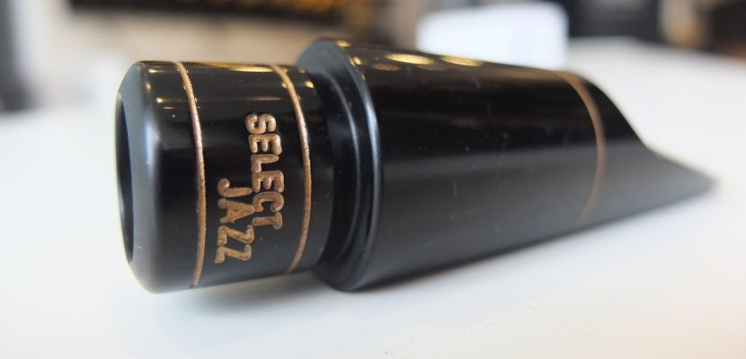 D'addario Jazz Select Tenor Mouthpiece