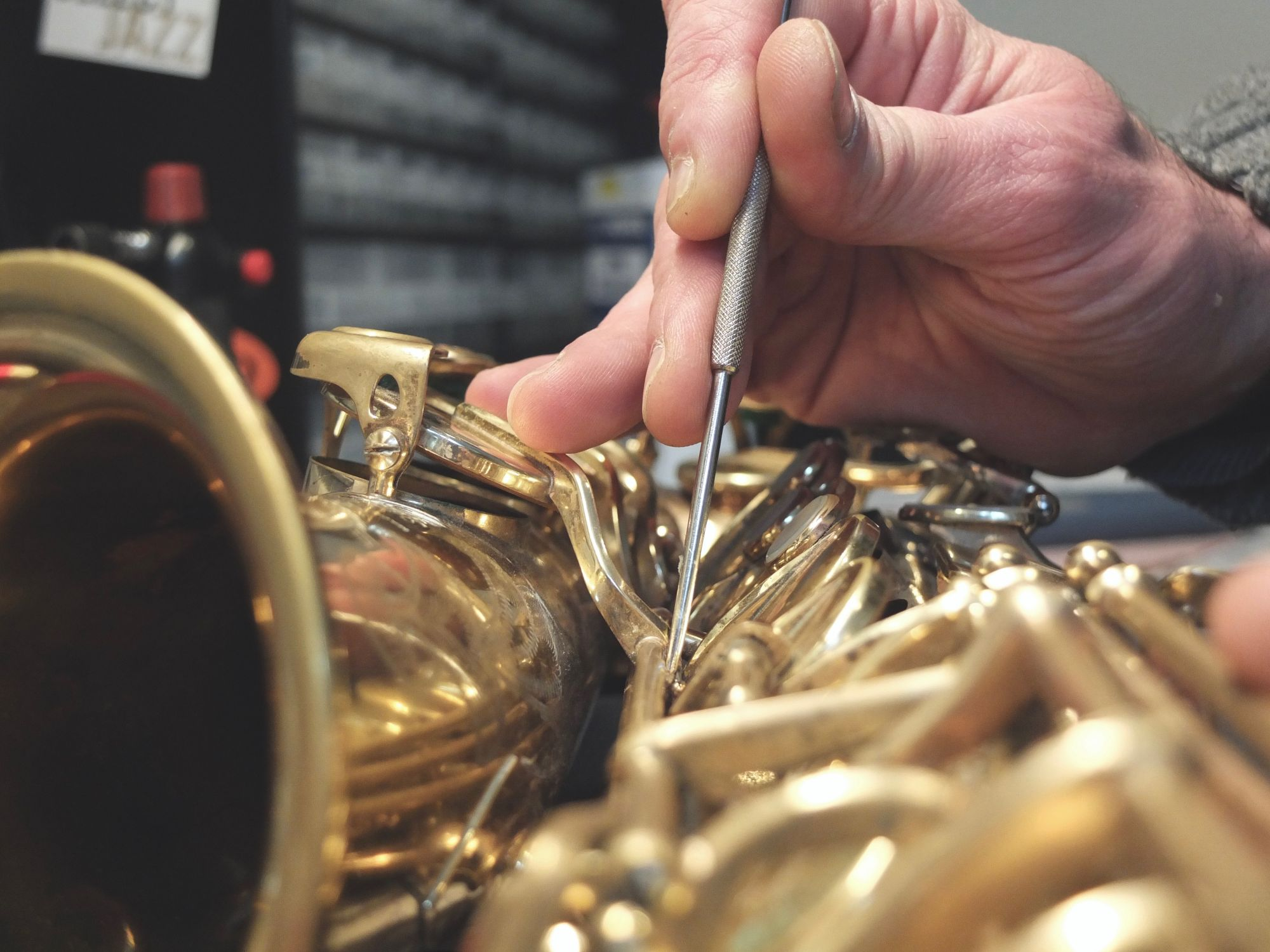 Instrument Repairs and Servicing | Headwind Music