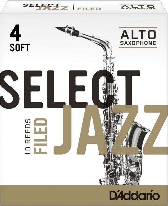 Jazz Select Filed Alto Box main image
