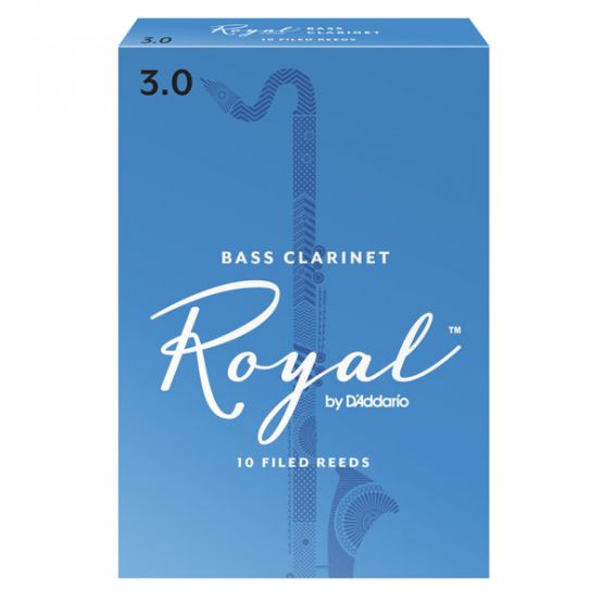 Royal by D'addario Bass Clarinet Box main image