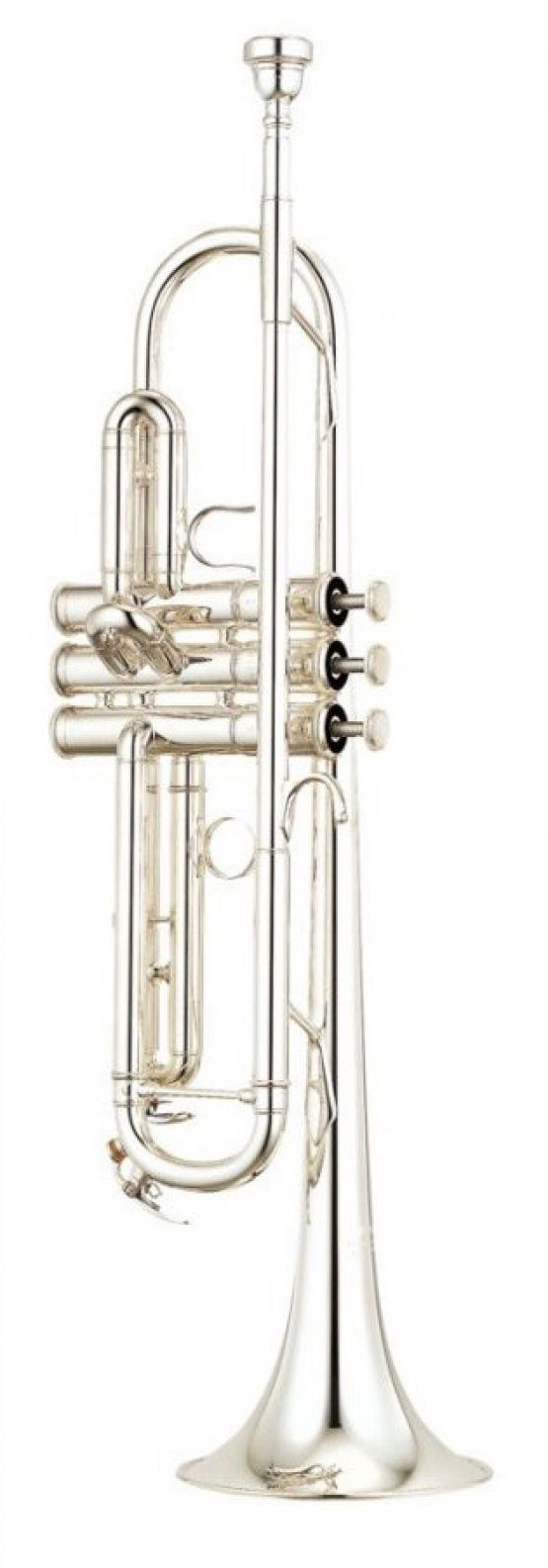 Yamaha YTR6335S Silver Plated Trumpet main image