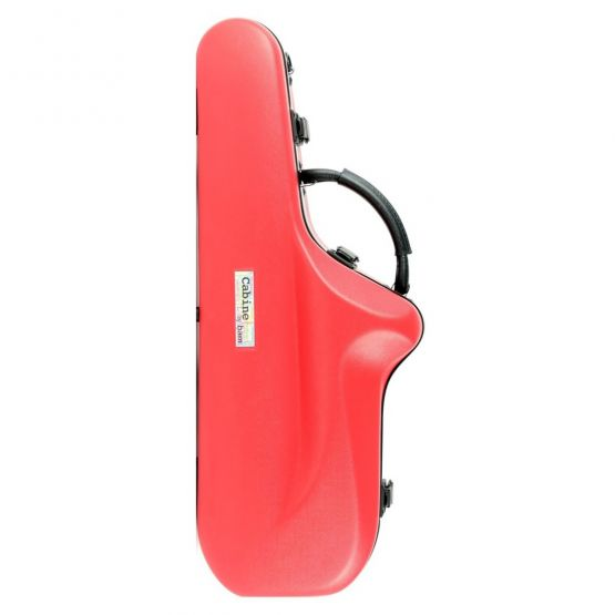 BAM Cabine Alto Sax case Red main image