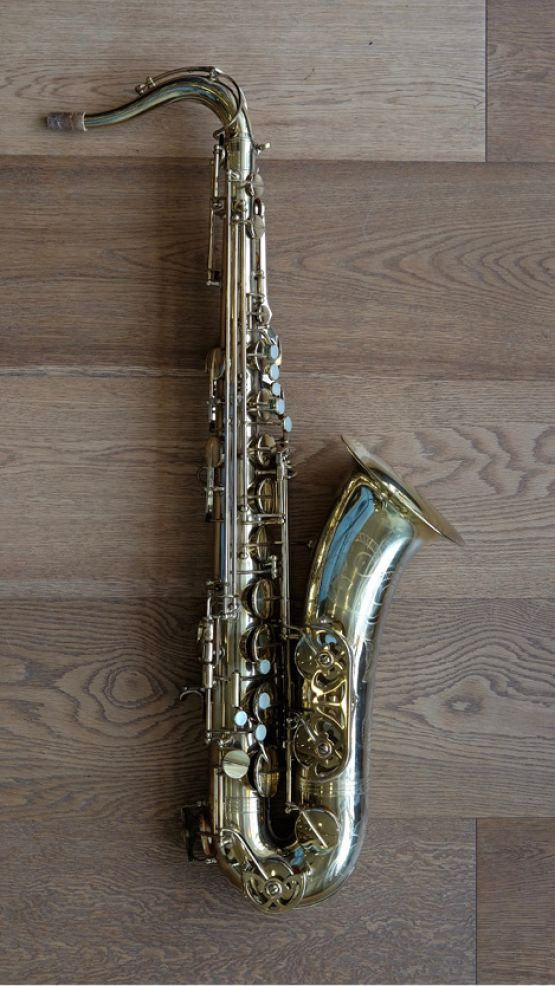 (Used) Buffet S1 tenor saxophone circa.1978 main image