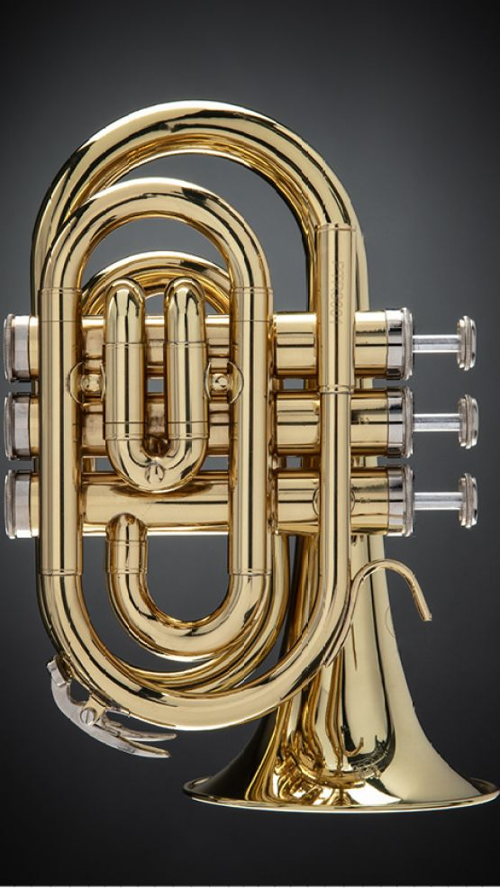 Zetland pocket trumpet main image
