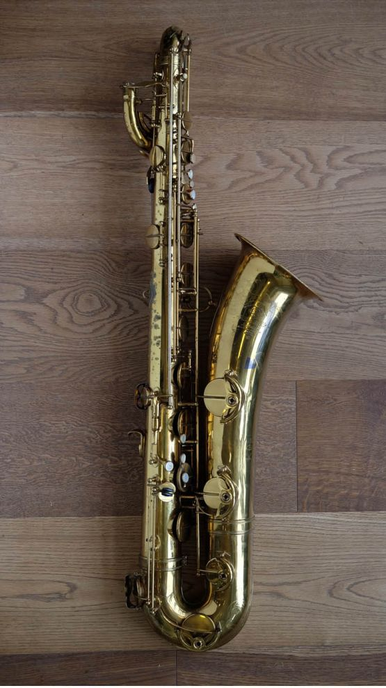 (Used) Selmer Mark VI 'five digit' Baritone circa.1961 main image