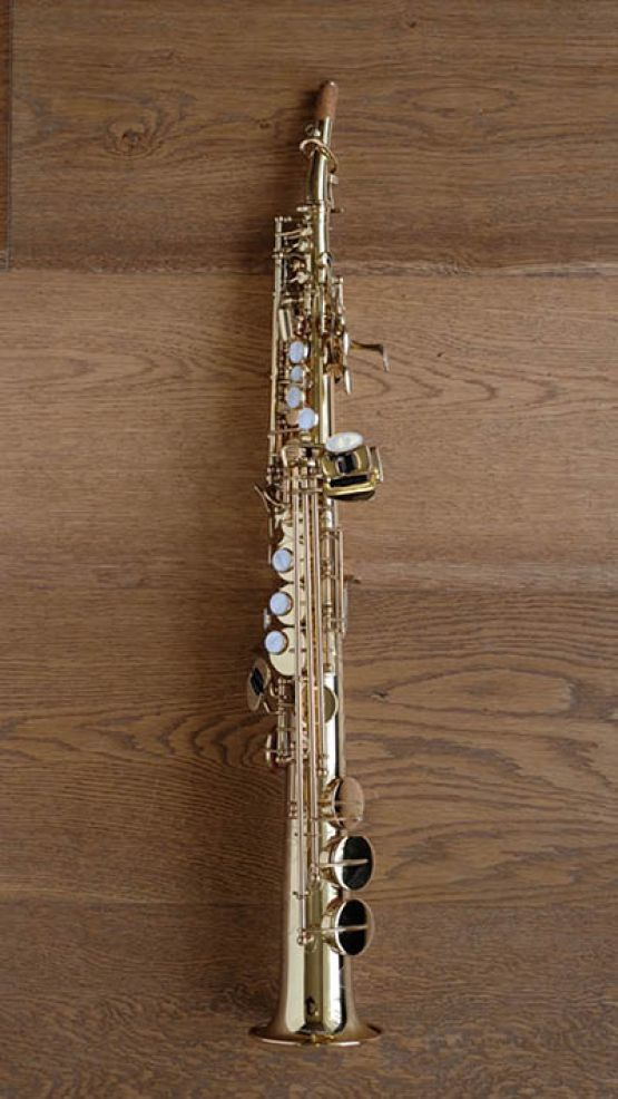 (Used) Antigua Soprano Sax main image