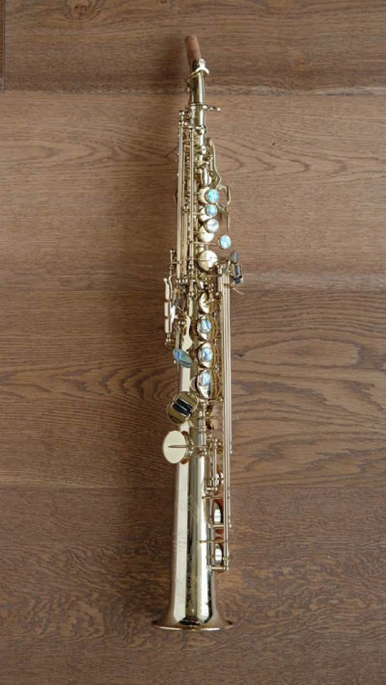 (Used) P.Mauriat Systm 76 Soprano Sax main image
