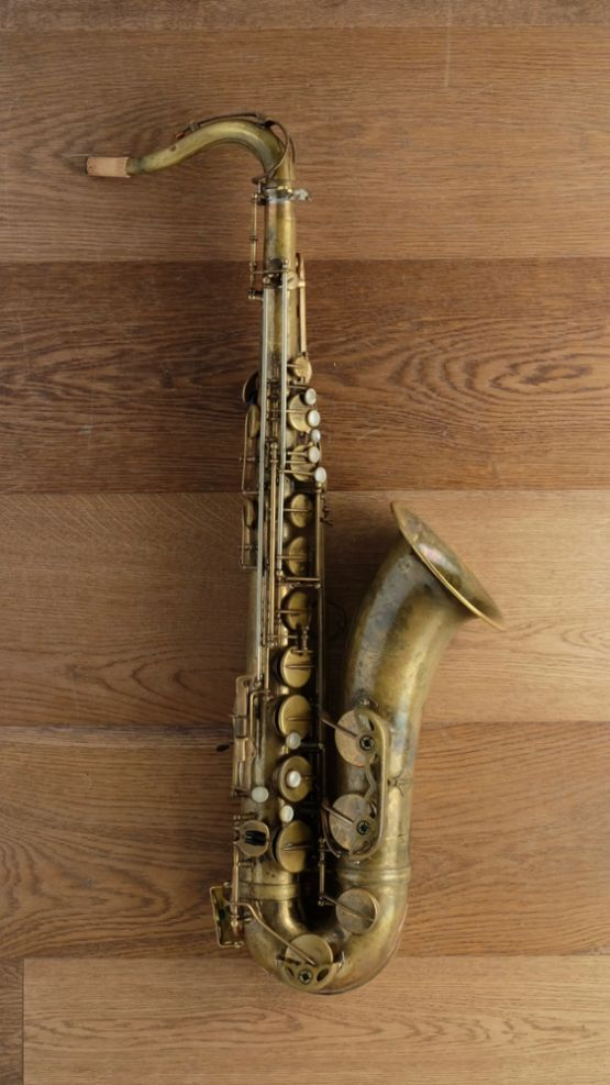 (Used) Selmer Mark VI '86*** Brecker range' Tenor Sax circa.1960 main image