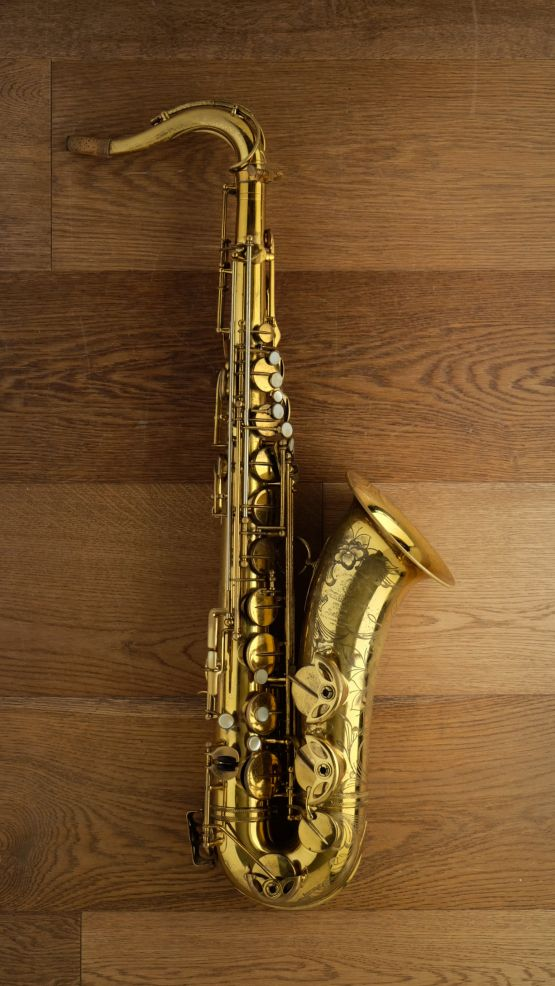 (Used) Selmer Super Balanced Action Tenor 35***  main image