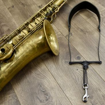 Boston Sax Shop 'Newbury Street' Deluxe neck strap