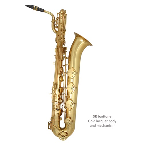 Trevor James SR Baritone Saxophone - Special Offer