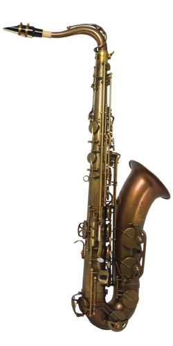 Signature Custom RAW Tenor Saxophone
