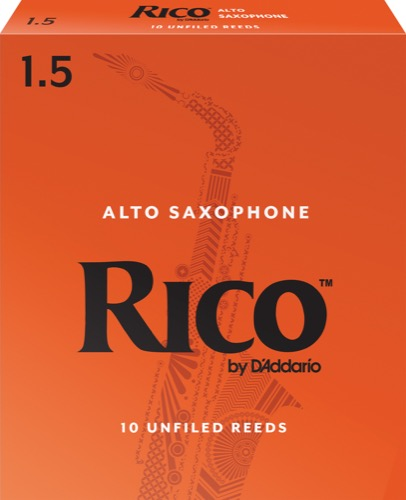 Rico Orange Box Alto Saxophone