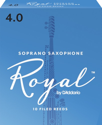 Royal Soprano Saxophone Box