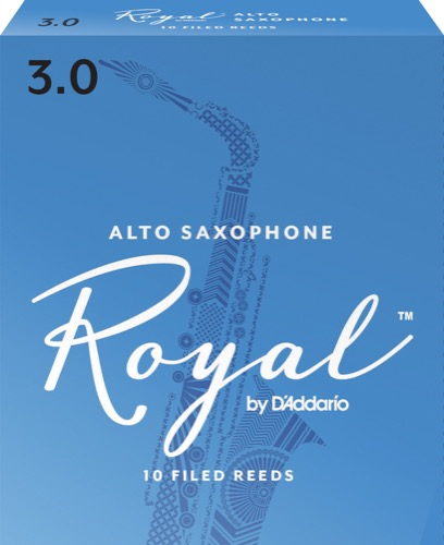 Royal Alto Saxophone Box