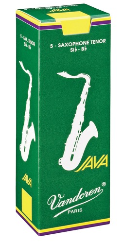 Vandoren Java Tenor Sax Box