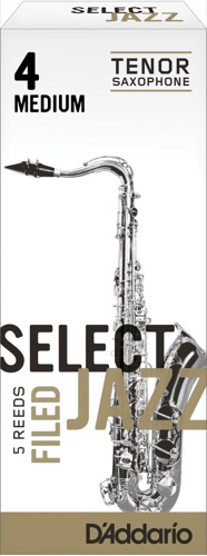 Jazz Select Filed Tenor Box