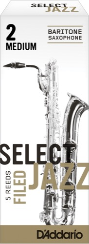 Jazz Select Filed Baritone Box