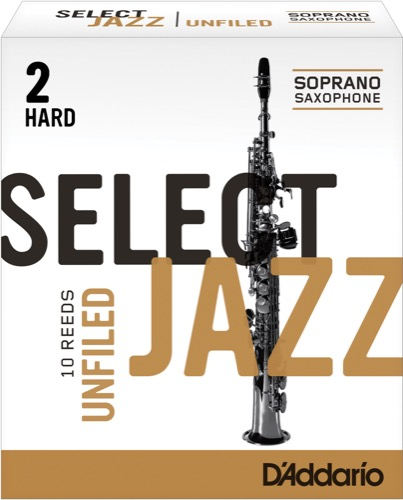 Jazz Select Unfiled Soprano Box