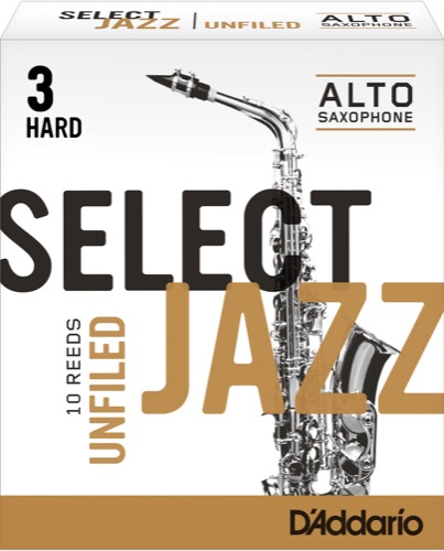Jazz Select Unfiled Alto Box