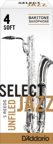 Jazz Select Unfiled Baritone Box