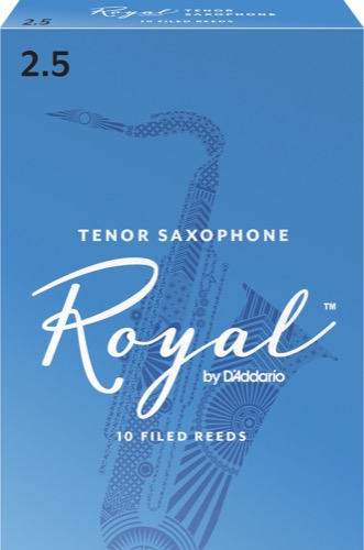 Royal Tenor Saxophone Box