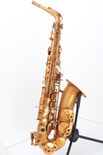 Lupifaro 'Gold Series' Alto Saxophone - Bronze finish