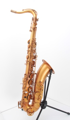 Lupifaro 'Gold Series' Tenor Saxophone - Bronze finish