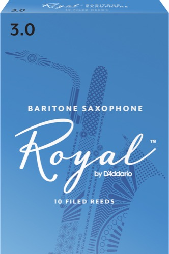Royal Baritone Saxophone Box