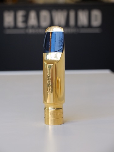 Otto Link Tenor Gold Plated Metal Mouthpiece
