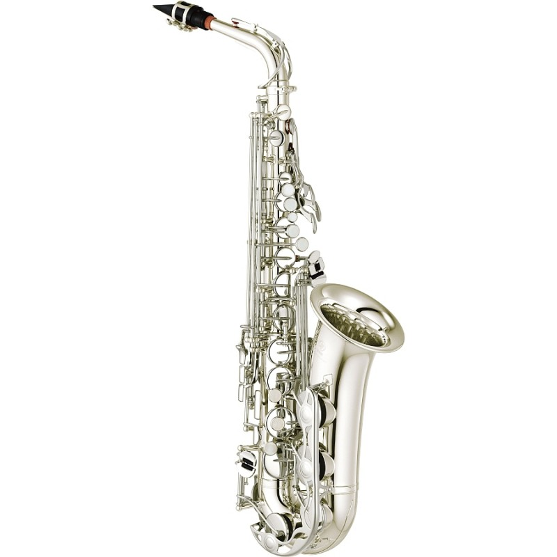 Yamaha YAS280s Silver Plated Alto Saxophone