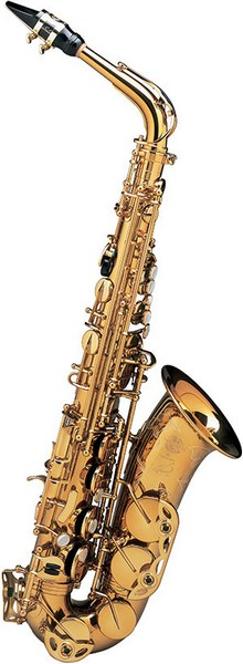 Selmer Reference 54 Alto Dark Gold