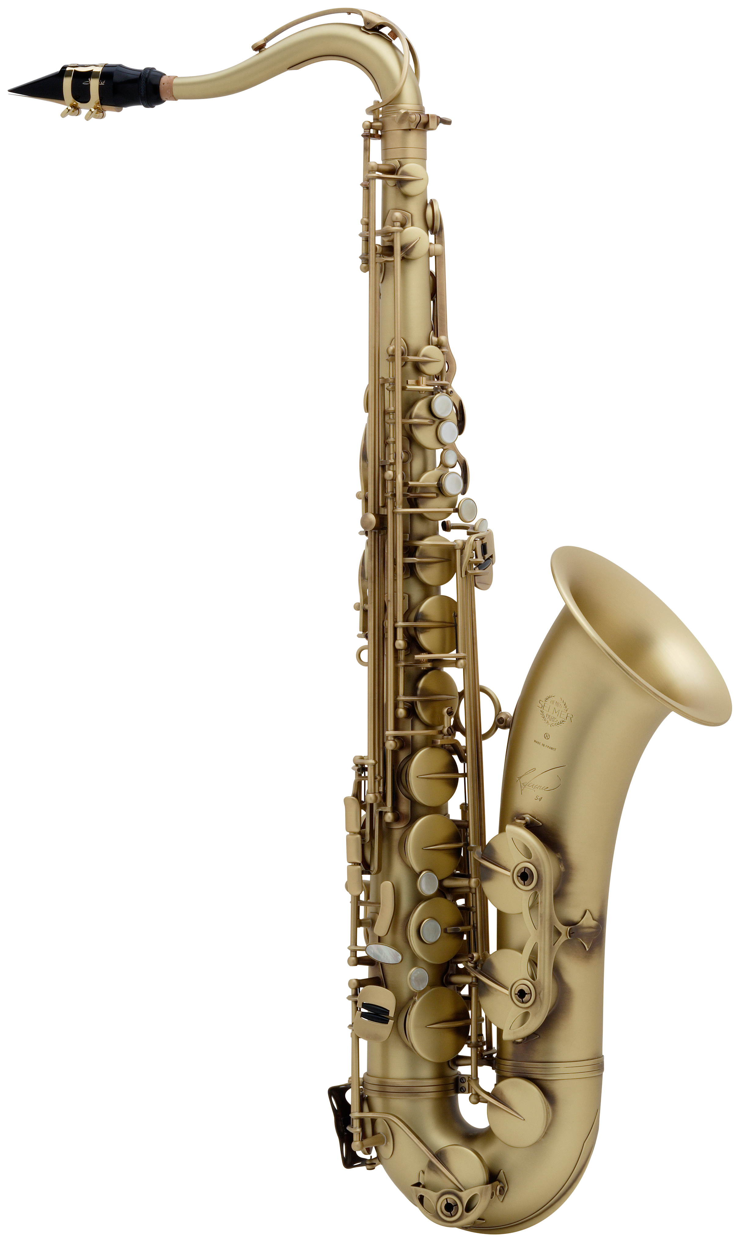 Selmer Reference 54 Tenor Vintage Finish