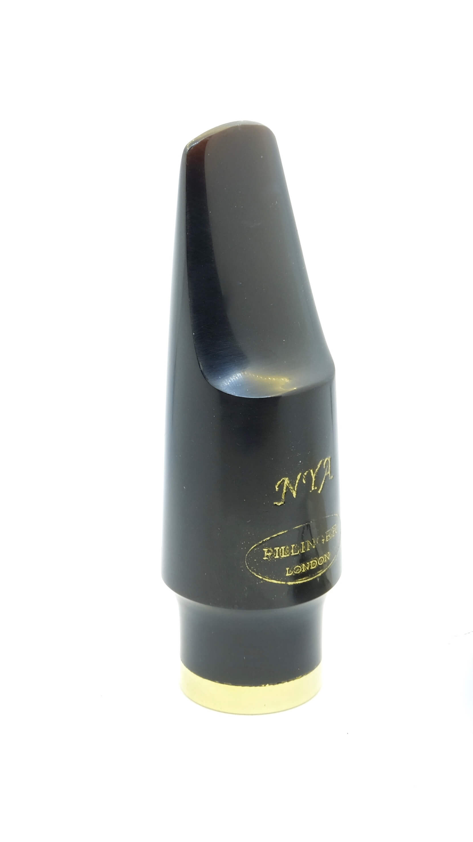 Pillinger NYA Ebonite Alto Sax Mouthpiece