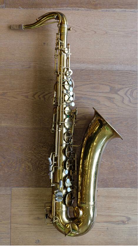 Used) Conn 10M Tenor Saxophone circa.1947 - Headwind Music
