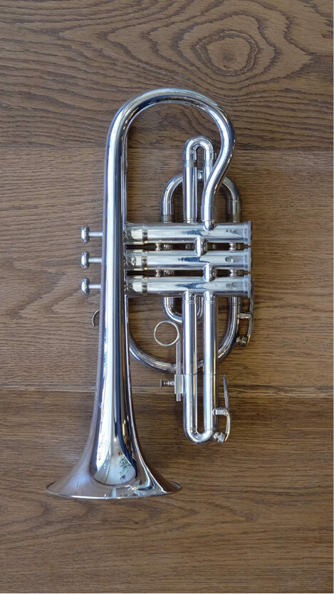 (Used) Besson 922 Sovereign Cornet