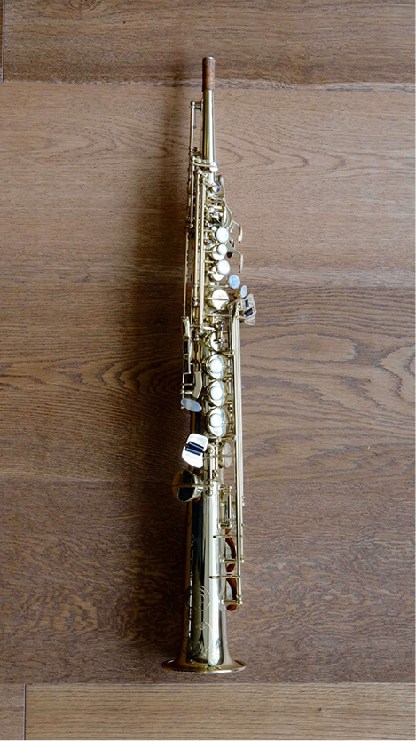 (Used) Selmer Super 80  Series II Soprano Sax