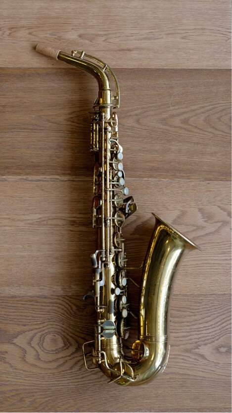(Used) Conn Transitional Alto Sax circa 1934