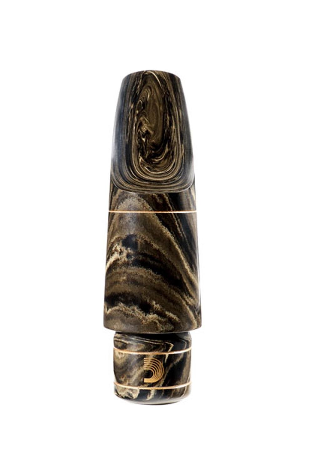 D'addario Jazz Select Limited Edition Marbled Tenor Sax Mouthpiece