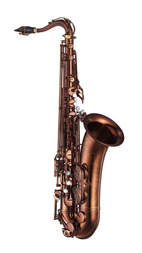 Stor sort sax