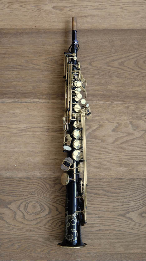 (Used) Selmer Series III Soprano previously owned by Courtney Pine