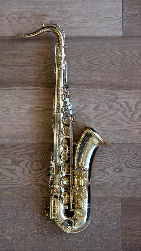 vintage saxophones uk