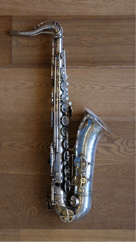 (Used) SML Gold Medal Mark II Tenor Sax circa.1970