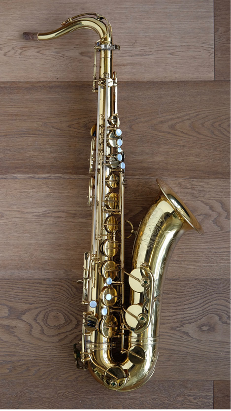 (Used) Selmer Mark VI 'five digit' Tenor - 99% original lacquer circa.1961