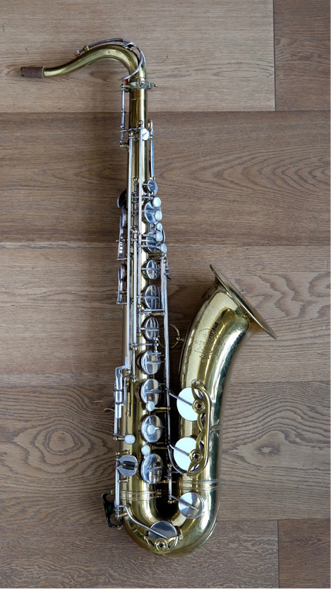 (Used) Selmer Mark VI 'five digit' Tenor circa.1961