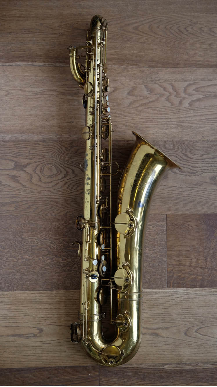(Used) Selmer Mark VI 'five digit' Baritone circa.1961