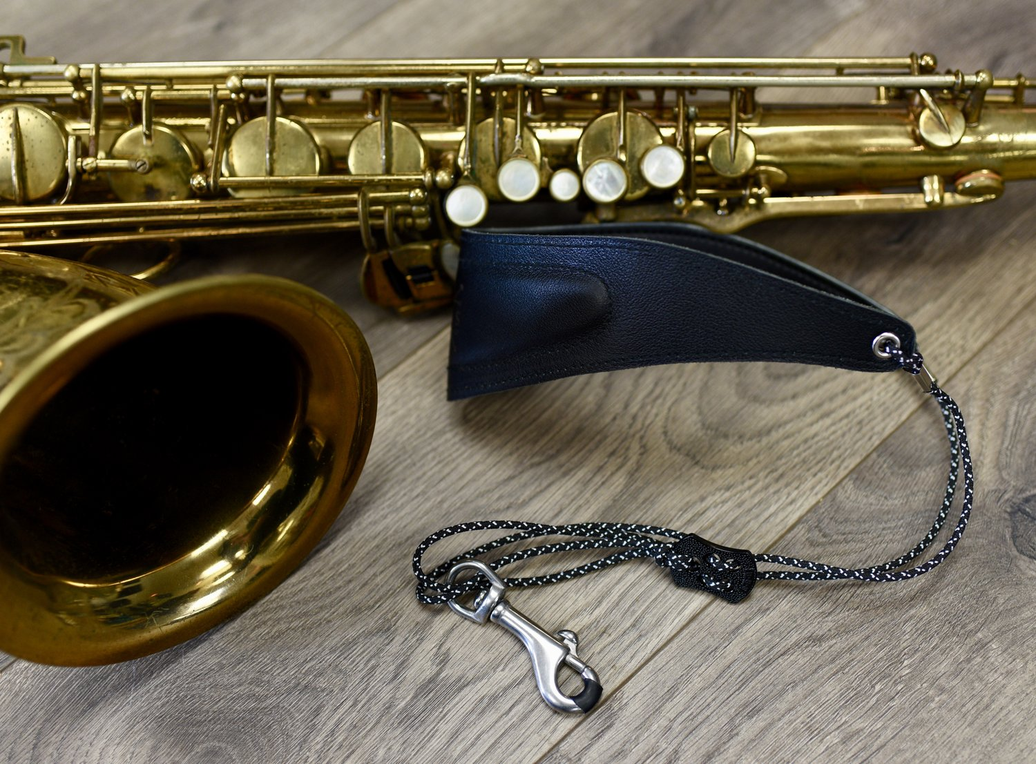 Boston Sax Shop 'Newbury Street' neck strap