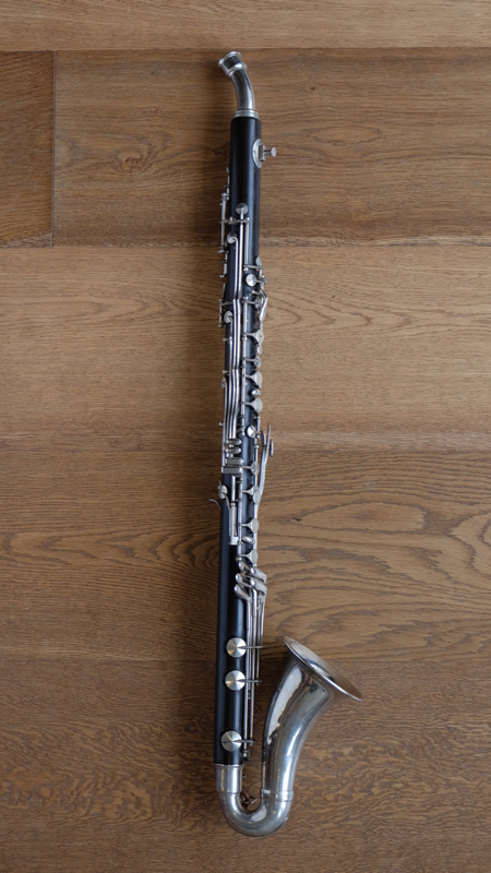 (Used) Conn Alto Clarinet circa.1963