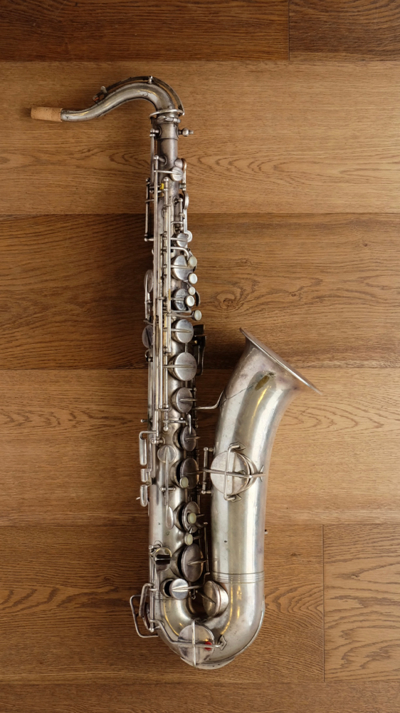 (Used) Lewin Tenor Sax made by Martin circa 1920s
